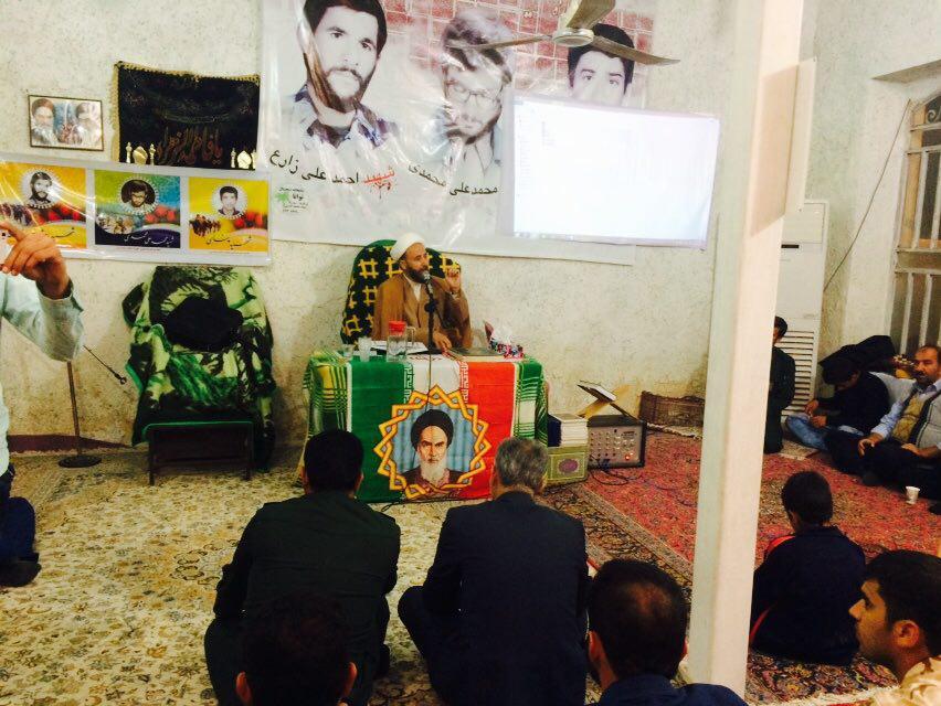 photo_2017-03-17_23-11-53 برگزاری مراسم یادبود شهدای عملیات بدر در روستای قنات باغ