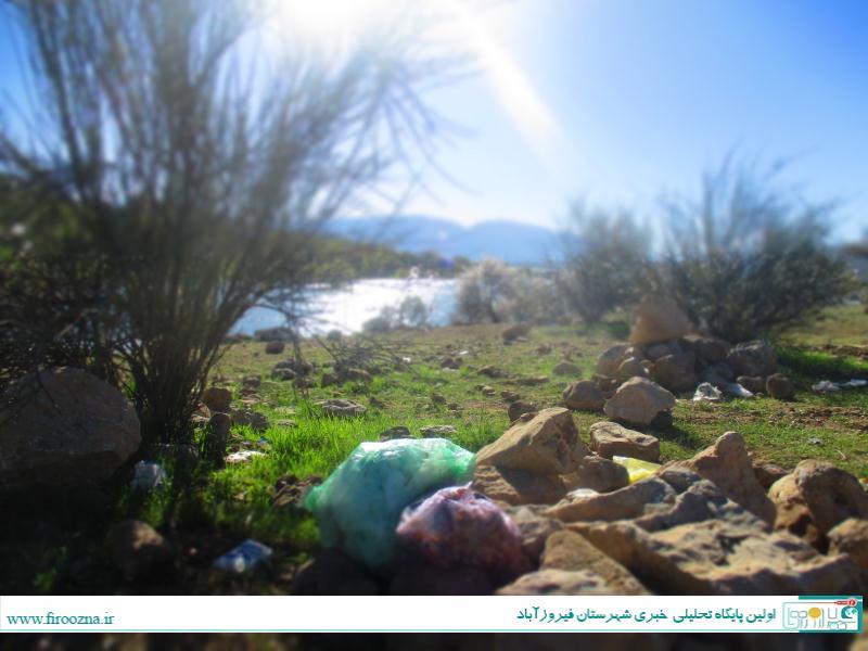 تنگاب-آبپا-10 نابودی طبیعت سد تنگاب پس از تعطیلات, فرهنگ آریایی!/ عکس