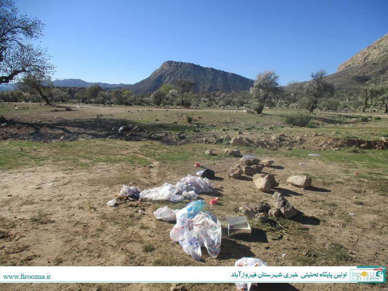 تنگاب-آبپا-15 نابودی طبیعت سد تنگاب پس از تعطیلات, فرهنگ آریایی!/ عکس