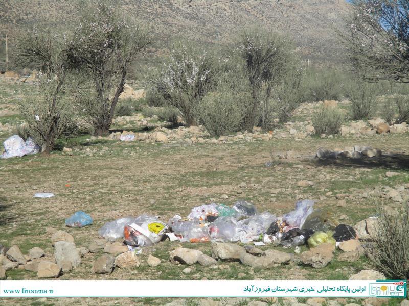 تنگاب-آبپا-16 نابودی طبیعت سد تنگاب پس از تعطیلات, فرهنگ آریایی!/ عکس