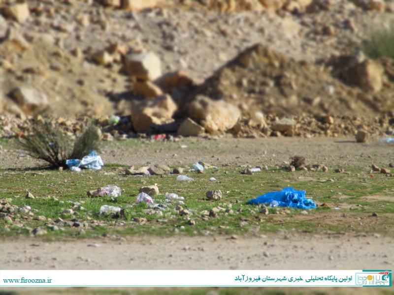 تنگاب-آبپا-25 نابودی طبیعت سد تنگاب پس از تعطیلات, فرهنگ آریایی!/ عکس