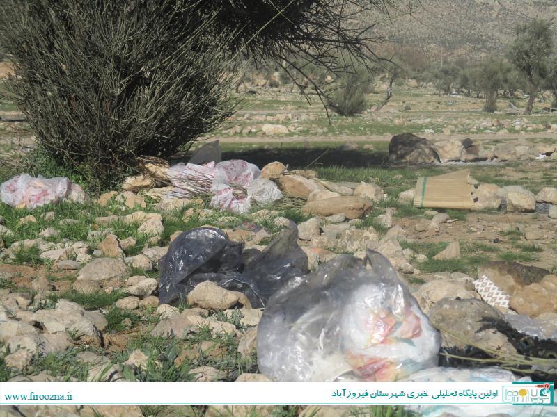 تنگاب-آبپا-27 نابودی طبیعت سد تنگاب پس از تعطیلات, فرهنگ آریایی!/ عکس