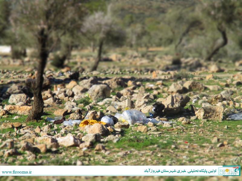 تنگاب-آبپا-28 نابودی طبیعت سد تنگاب پس از تعطیلات, فرهنگ آریایی!/ عکس