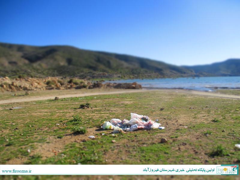 تنگاب-آبپا-29 نابودی طبیعت سد تنگاب پس از تعطیلات, فرهنگ آریایی!/ عکس