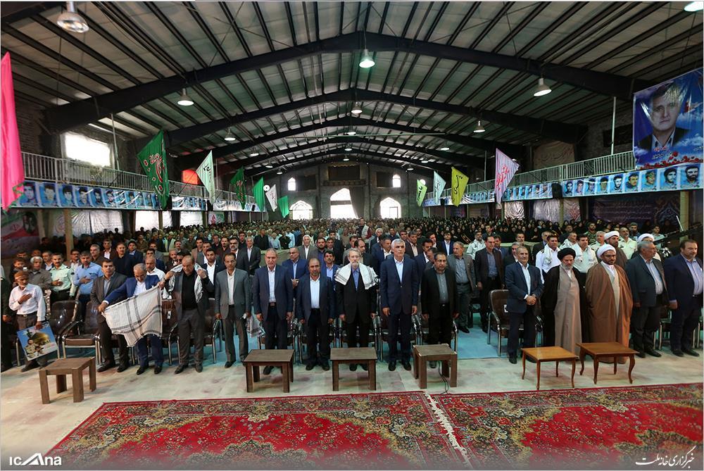 201704107461759539_Orig لاریجانی در فیروزآباد:برخی تبلیغات کاندیداها ممکن است عملیاتی نباشد