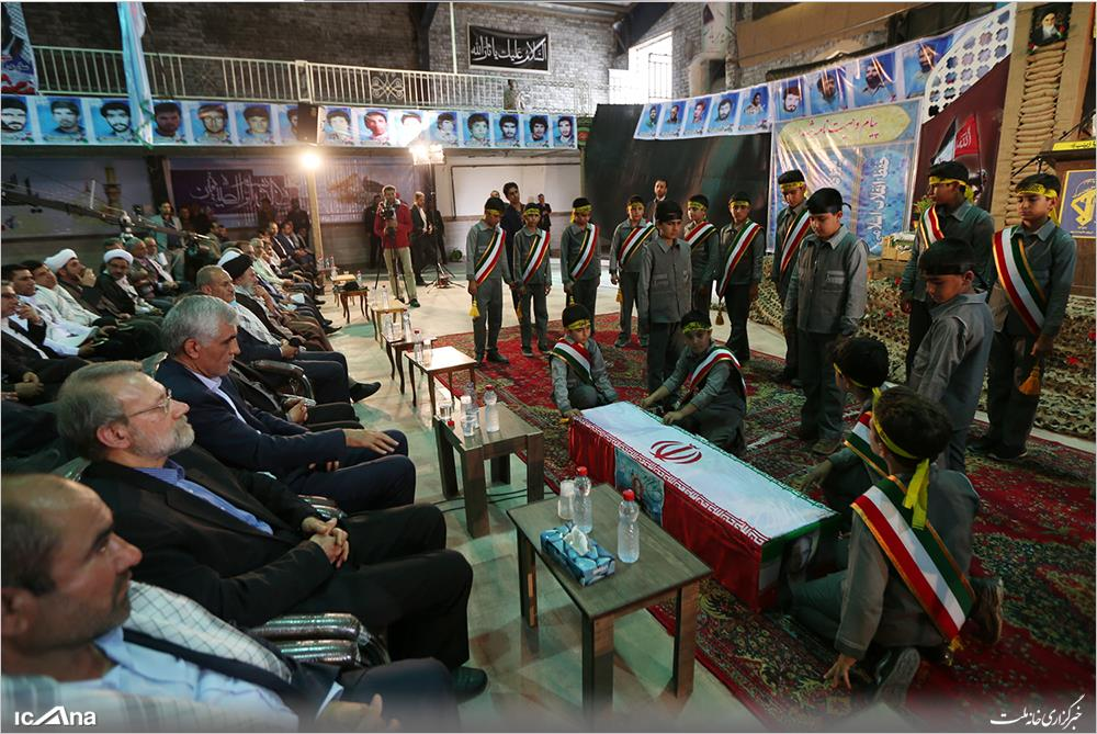 201704108370753531_Orig لاریجانی در فیروزآباد:برخی تبلیغات کاندیداها ممکن است عملیاتی نباشد