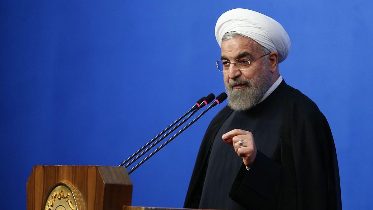 روحانی : کلید حل مشکلات کشور عقل و تدبیر است.