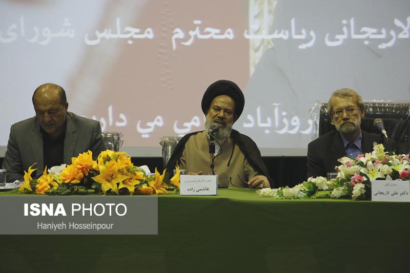 54238 گزارش تصویری از سفر رئیس مجلس به فیروزآباد