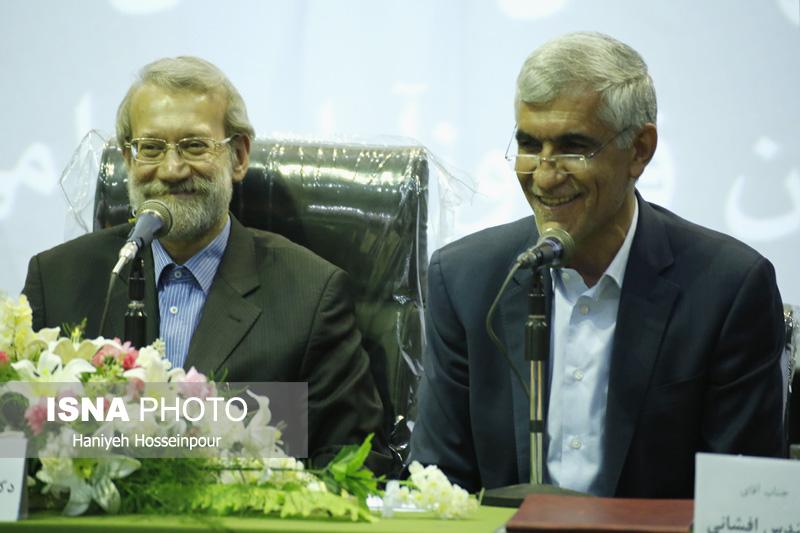 54239 گزارش تصویری از سفر رئیس مجلس به فیروزآباد