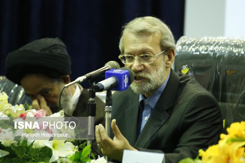 54242 گزارش تصویری از سفر رئیس مجلس به فیروزآباد