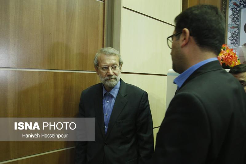 54243-1 گزارش تصویری از سفر رئیس مجلس به فیروزآباد