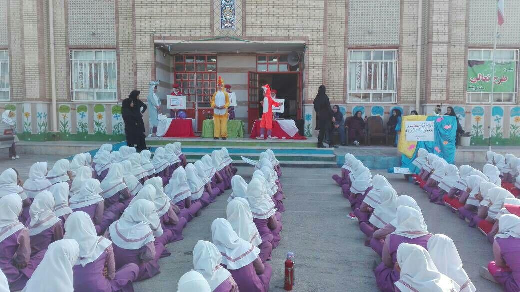 7738d19f-fdfb-4e36-b9a8-1e4dc40cab8f هفته ی سلامت در مدارس شهرستان فراشبند