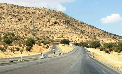 اقدام تحسینبرانگیز ادارهکل راه و شهرسازی فارس در جاده شیراز – فیروزآباد