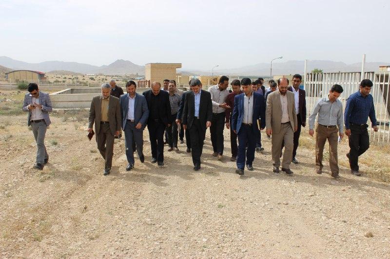 علوم-پزشکی-آبپا-3 بازدید نماینده مجلس و مسئولین علوم پزشکی از بیمارستان امام هادی (ع) فراشبند