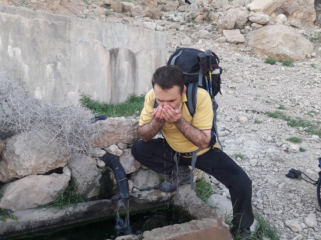 چشمه-ریز کوهنوردی و بازدید از دریاچه دشت گورم