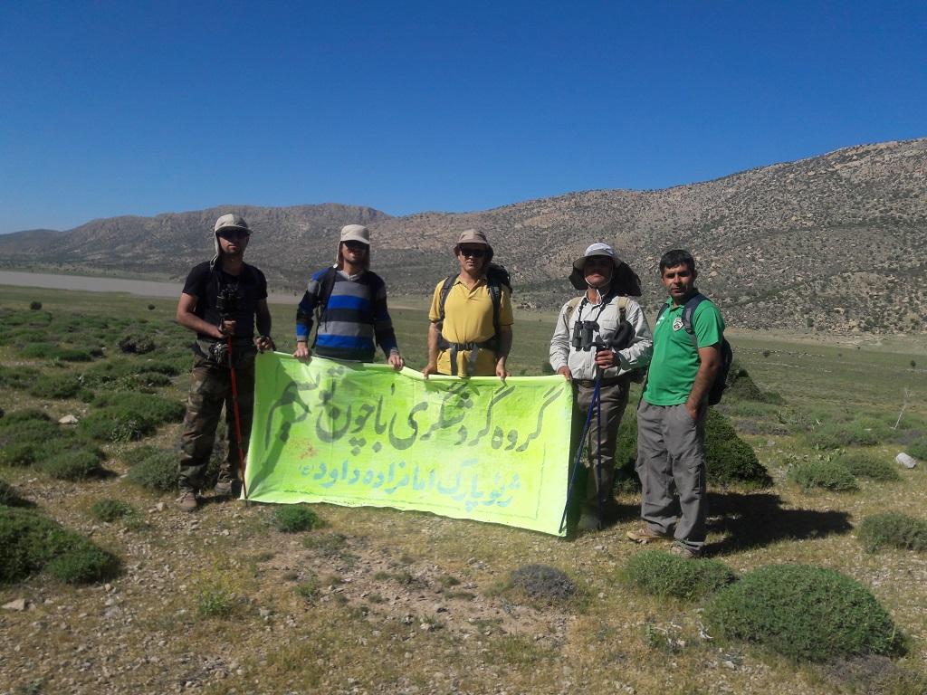 گروه-کوه-نوردی-باچان-توریسم کوهنوردی و بازدید از دریاچه دشت گورم