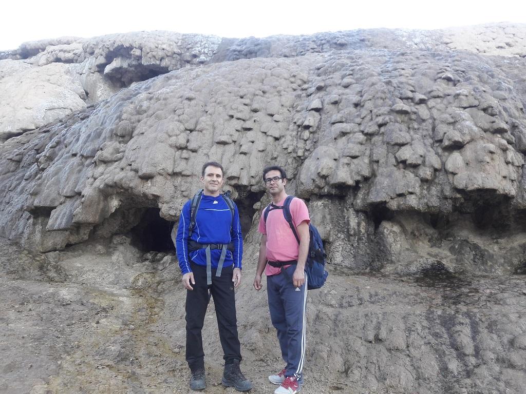 ۲۰۱۵۰۱۰۱_۲۳۲۵۰۳ کوهنوردی و بازدید از دریاچه دشت گورم