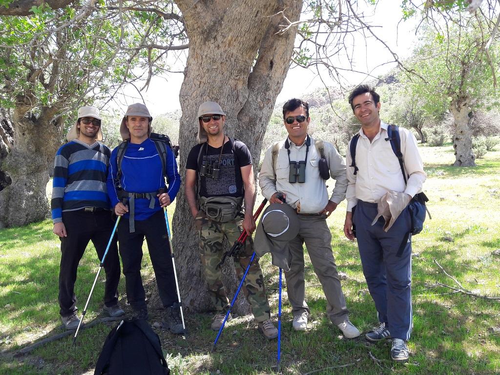 ۲۰۱۵۰۱۰۲_۰۶۴۶۳۳ کوهنوردی و بازدید از دریاچه دشت گورم