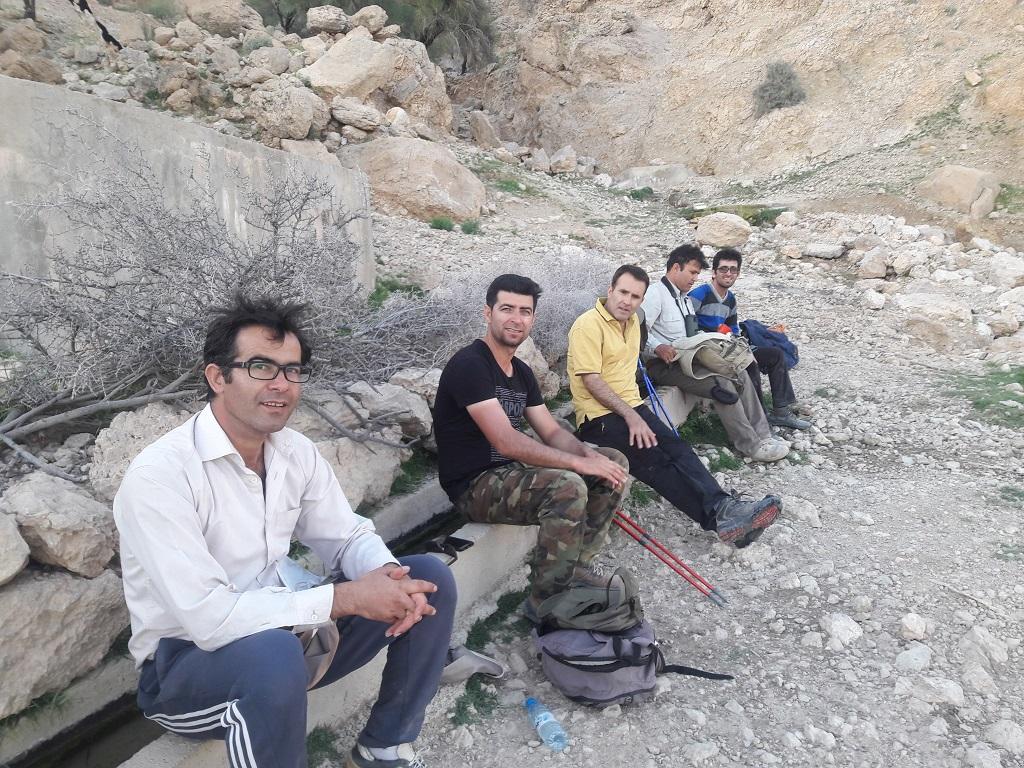 ۲۰۱۵۰۱۰۲_۱۱۲۵۳۵ کوهنوردی و بازدید از دریاچه دشت گورم
