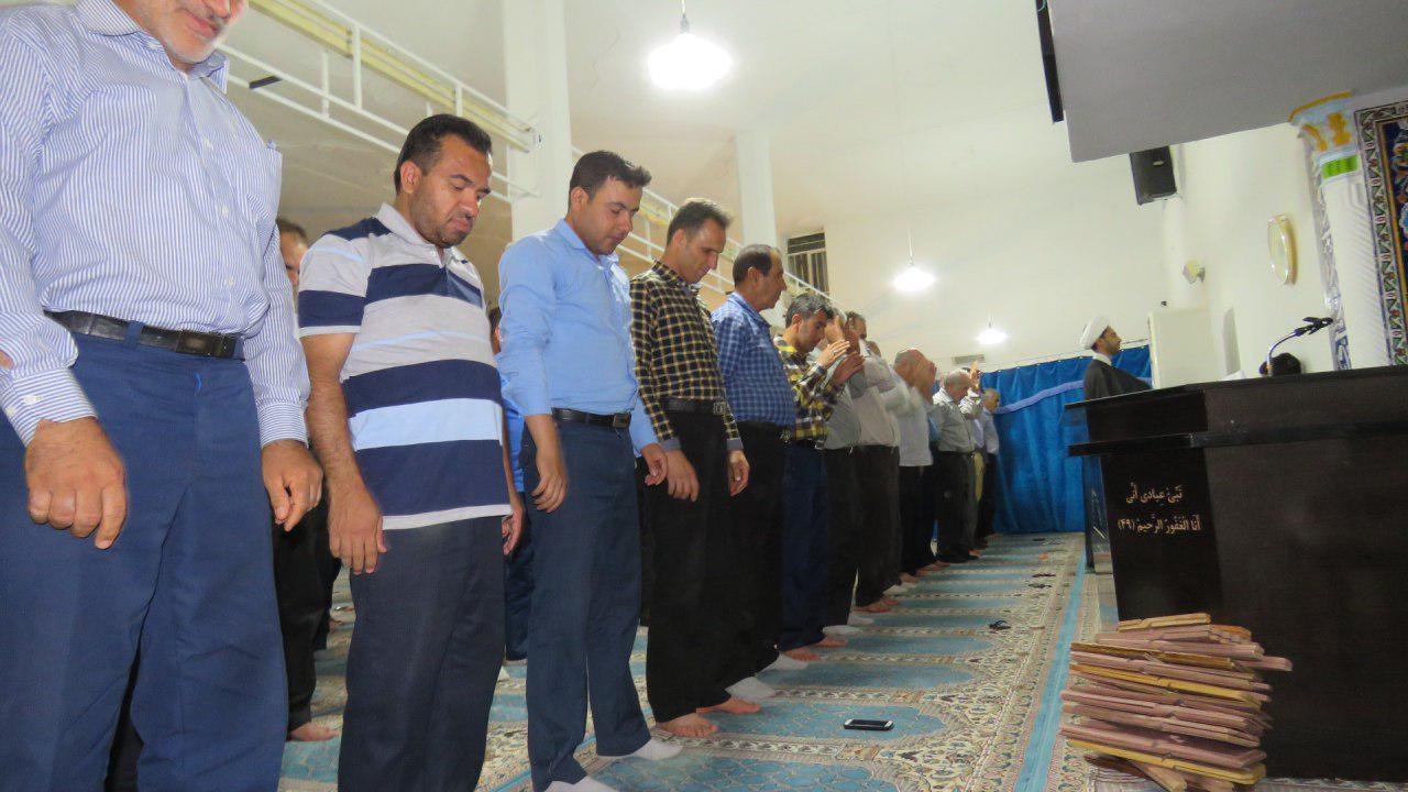 رمضان در مساجد _ مسجد جامع اعظم