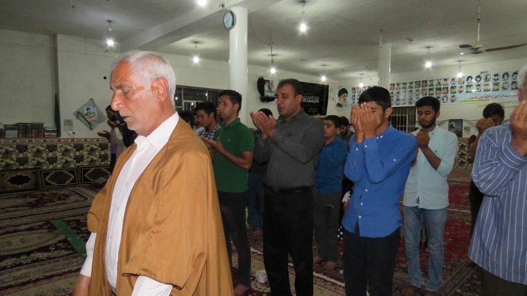 رمضان در مساجد _ مسجد شهدا