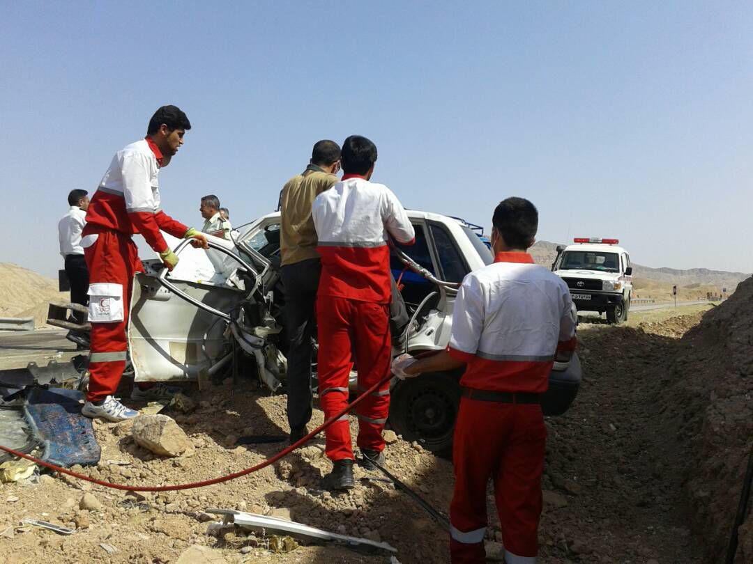 photo_2017-06-29_16-52-48 حوادث / یک کشته در اثر برخورد پراید با وانت نیسان