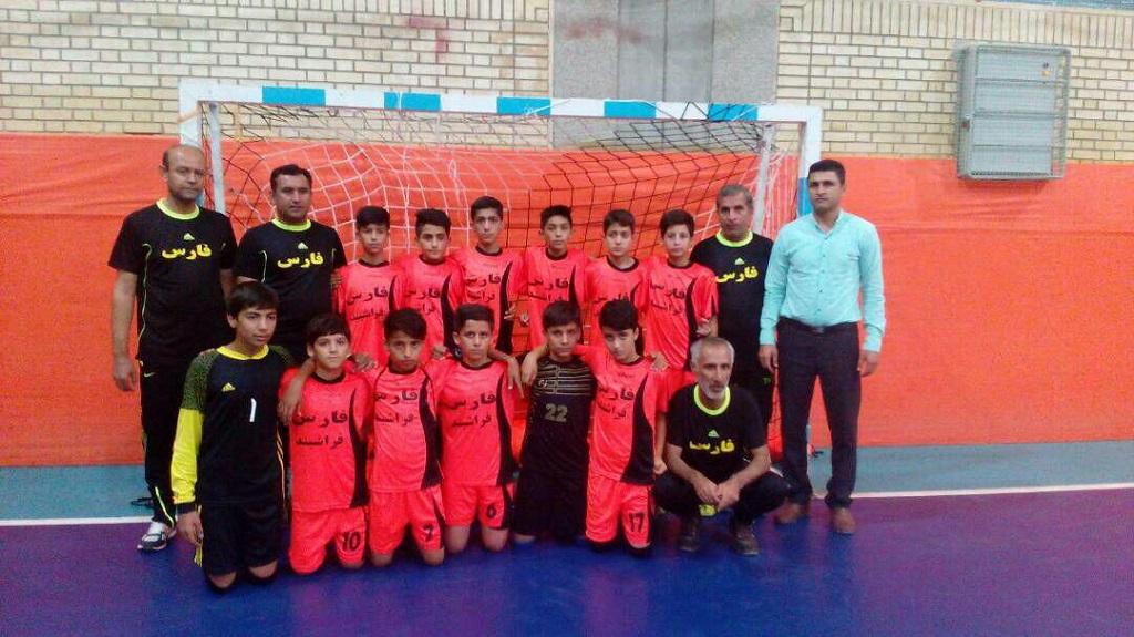 شهید-کرمی درخشش فوتبالیست های فراشبندی در اولین گام