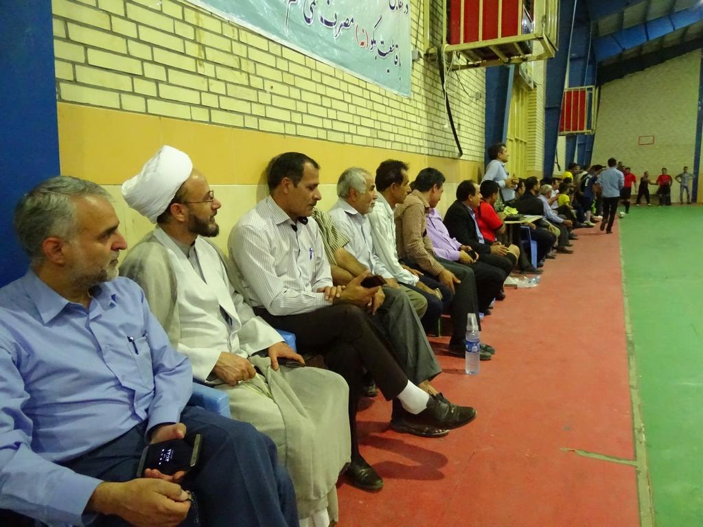 فوتسال-رمضان-126 گزارش تصویری از فینال فوتسال جام رمضان شهرستان فراشبند