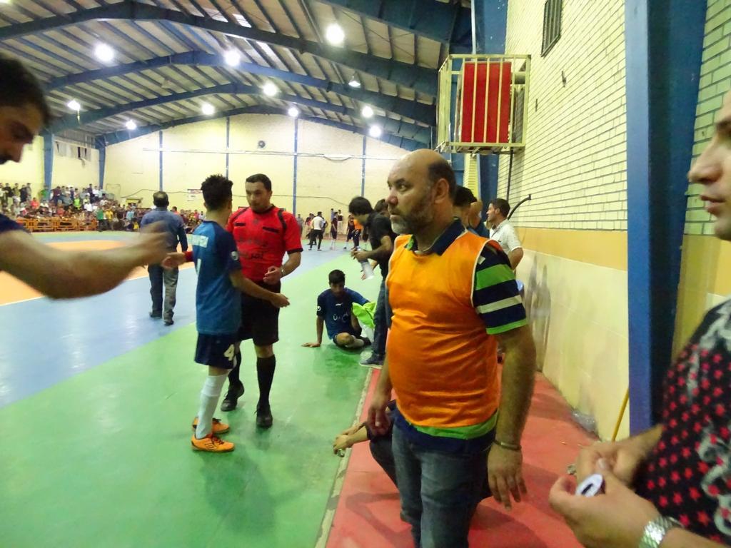 فوتسال-رمضان-129 گزارش تصویری از فینال فوتسال جام رمضان شهرستان فراشبند