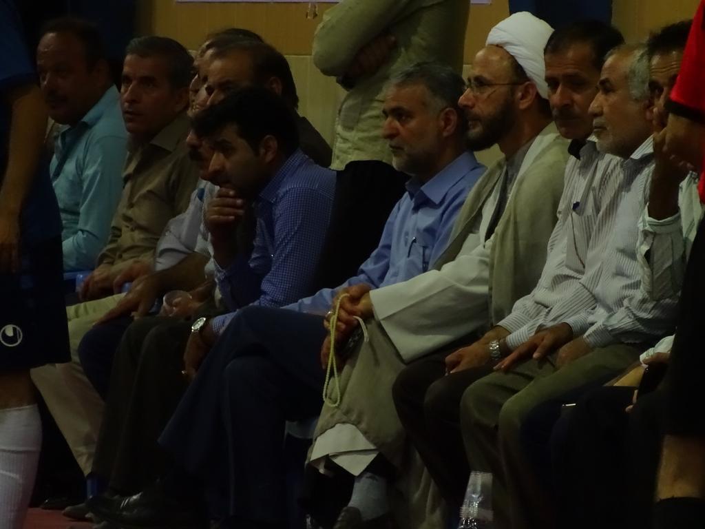 فوتسال-رمضان-132 گزارش تصویری از فینال فوتسال جام رمضان شهرستان فراشبند
