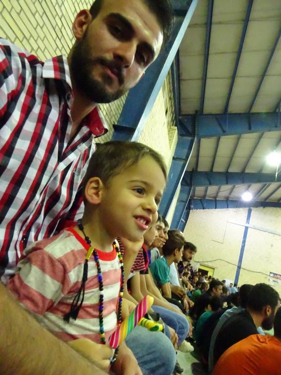 فوتسال-رمضان-45 گزارش تصویری از فینال فوتسال جام رمضان شهرستان فراشبند