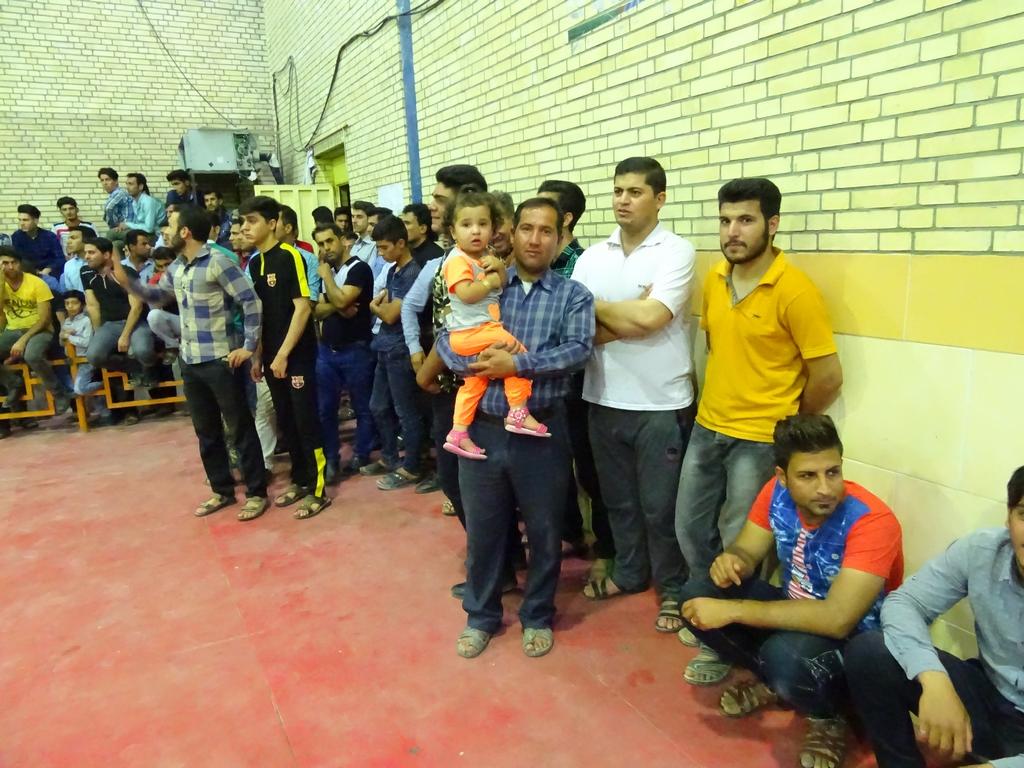 فوتسال-رمضان-62 گزارش تصویری از فینال فوتسال جام رمضان شهرستان فراشبند