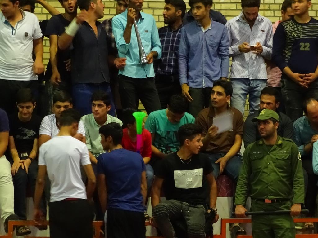 فوتسال-رمضان-81 گزارش تصویری از فینال فوتسال جام رمضان شهرستان فراشبند