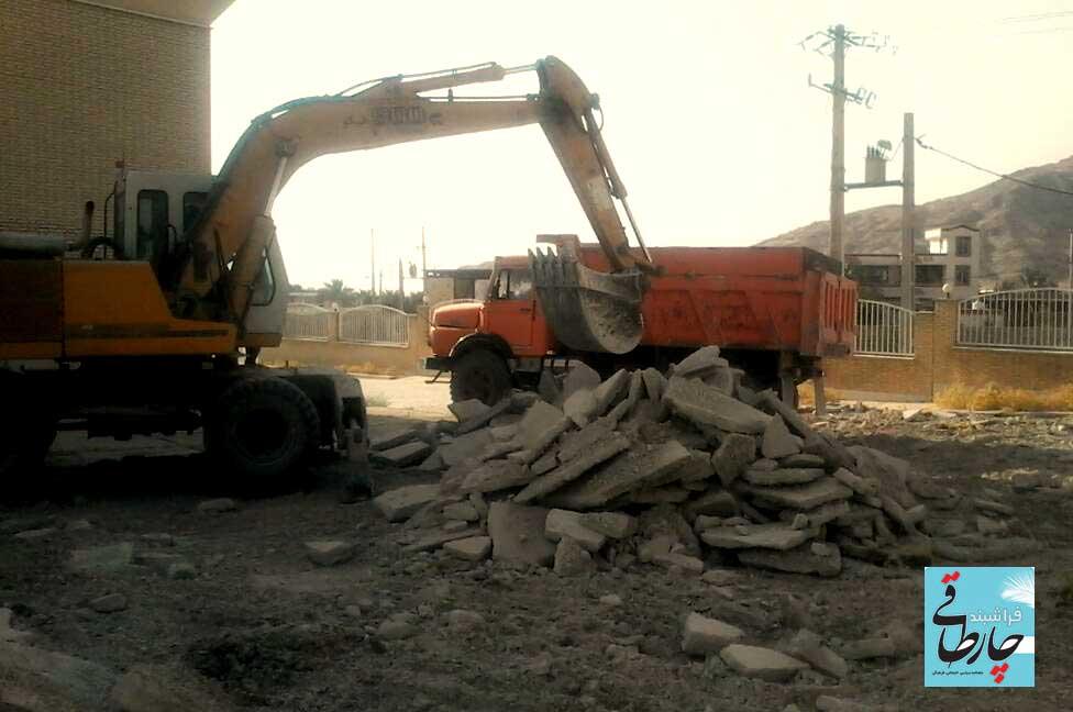 شروع عملیات احداث نگار خانه فراشبند