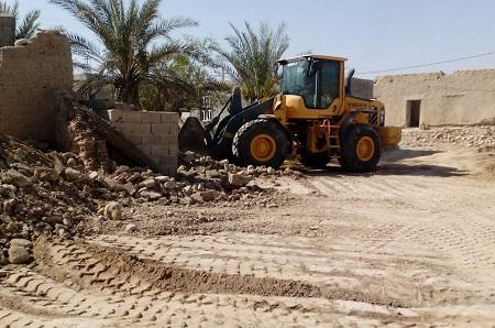 کانون های بیماری سالک در روستای جوهری بخش دهرم نابود شد
