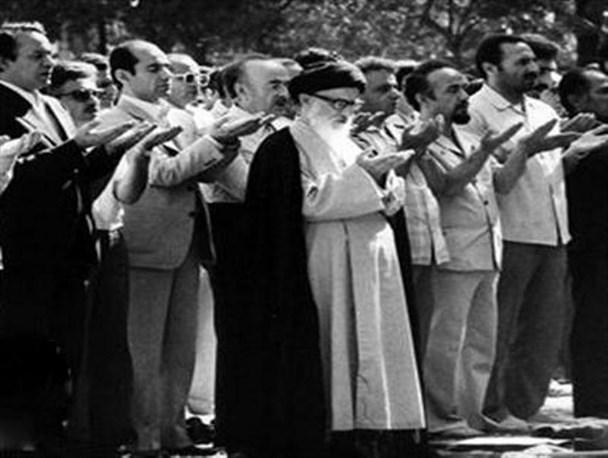 867097 5 مرداد سالروز اقامه اولین نماز جمعه در تهران