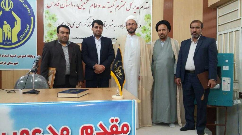 قیومی پور جایگزین مموئی در کمیته امداد امام خمینی