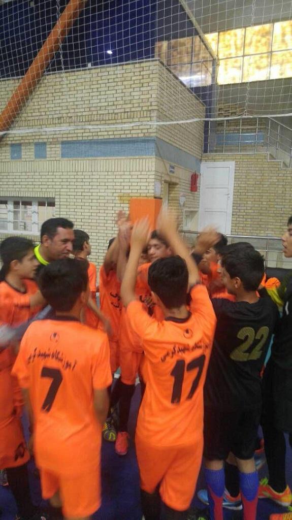 photo_2017-07-31_18-04-34 دومین برد تیم فوتبال مدرسه شهید کرمی در مسابقات دانش آموزی کشوری