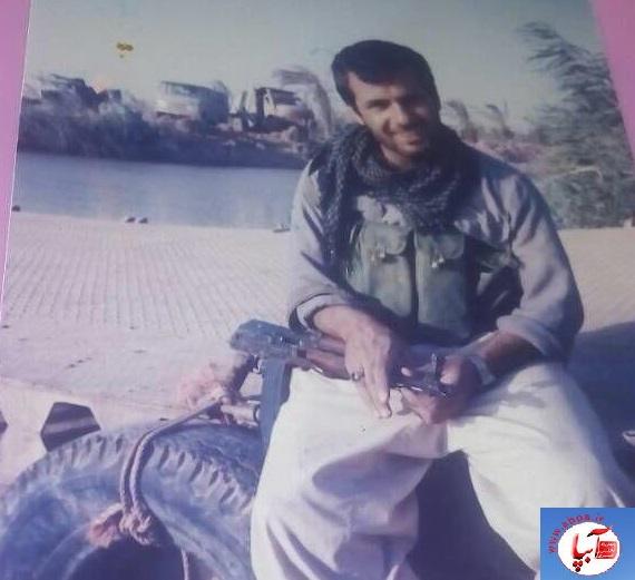 سرهنگ پاسدار بازنشسته محمدباقر نوشادی
