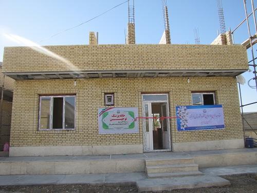 659_x2x بهره برداری از خانه پزشک نوجین شهرستان فراشبند همزمان با هفته دولت