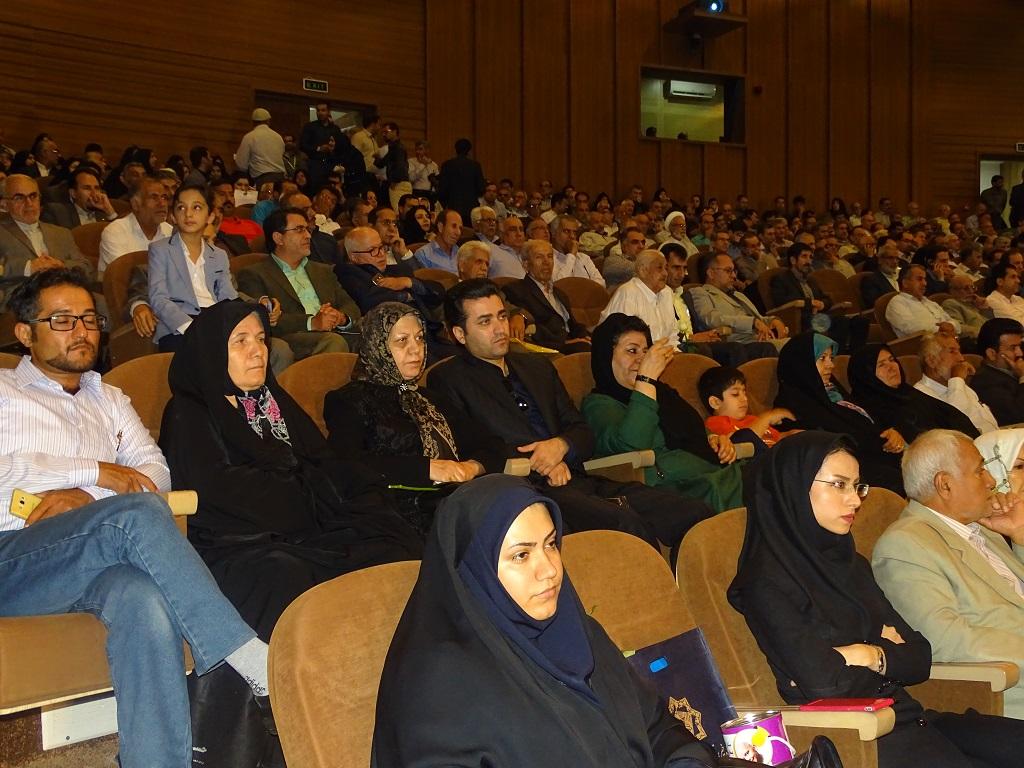 DSC02917 تجلیل از خیرین سلامت فارس + تصویر