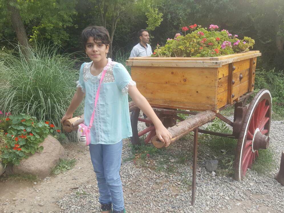 مهنا-نوشادی گلهای فراشبند ؛ سری جدید گالری عکس کودکان آبپا