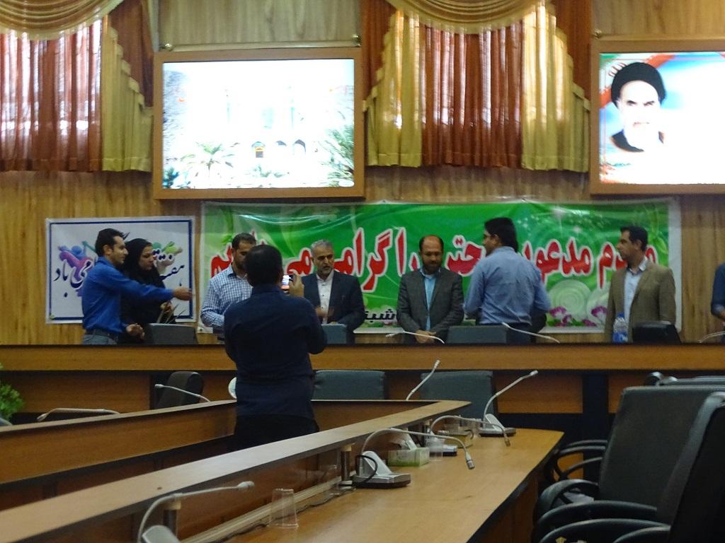 DSC03339 از تعاونی های برتر شهرستان فراشبند تجلیل شد