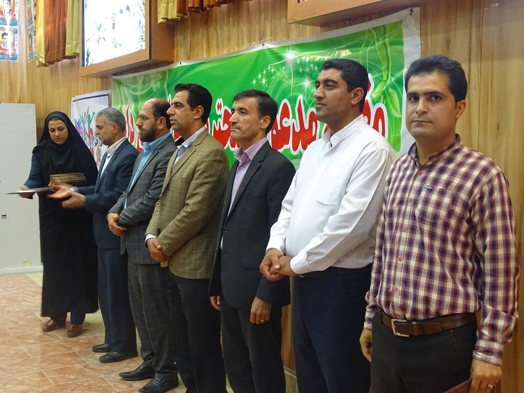 DSC03348 از تعاونی های برتر شهرستان فراشبند تجلیل شد