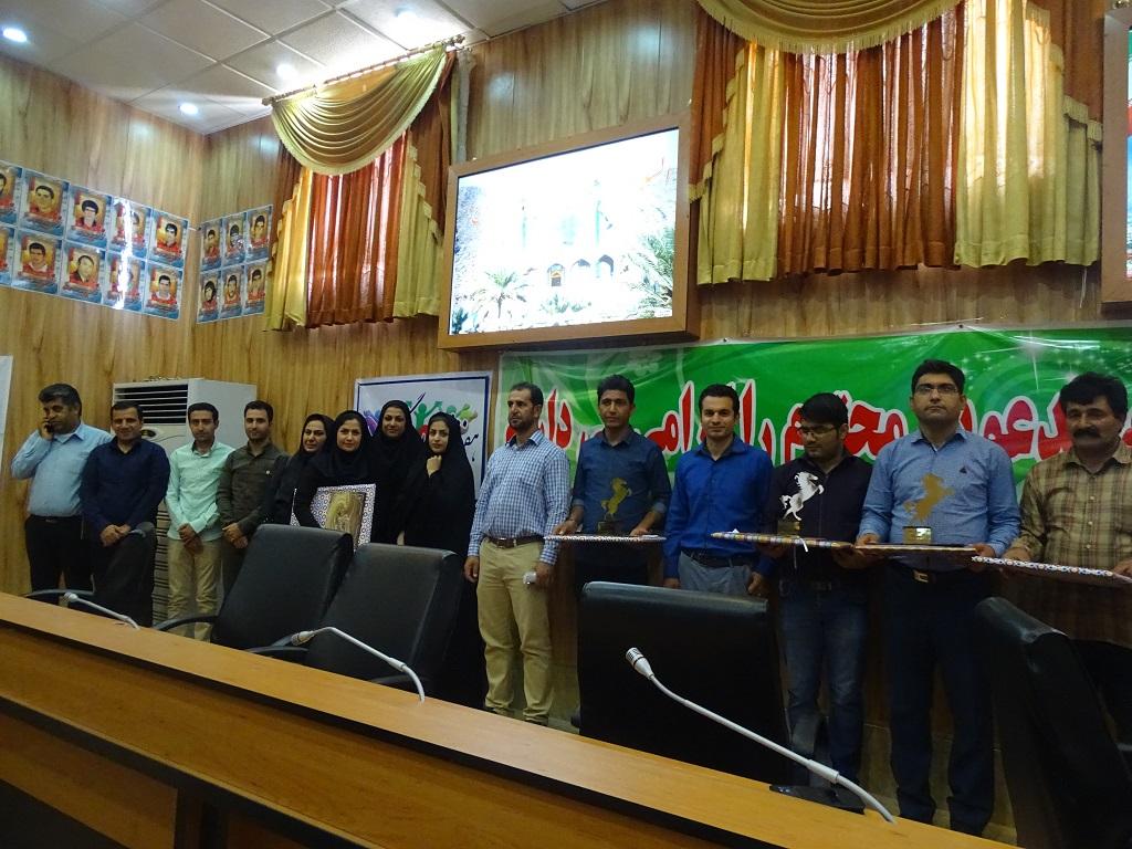 DSC03365 جام شطرنج تعاونگران فراشبند با قهرمانی چراغی به پایان رسید