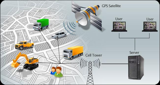 نصب جی پی اس (GPS) برروی خودورهای شهرداری ارومیه در سال ۹۳