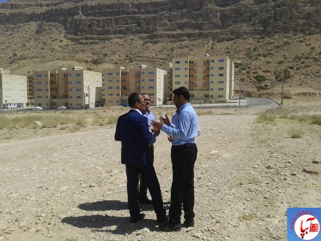 IMG-20170905-WA0003 بررسی مسایل و مشکلات شهر با حضور محمدی شهردار آتی فراشبند