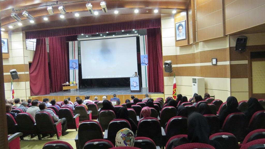 IMG_5083 برگزاری همایش عصر شعر شهرستانهای غرب استان فارس درفراشبند