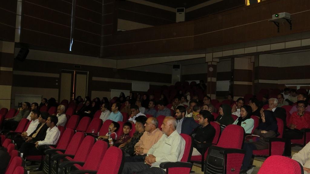 IMG_5089 برگزاری همایش عصر شعر شهرستانهای غرب استان فارس درفراشبند