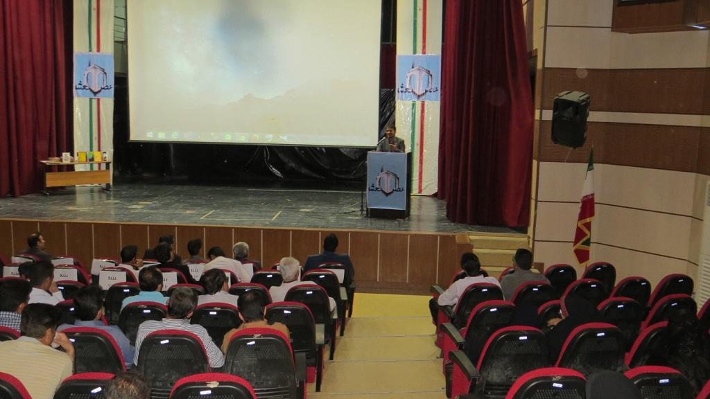IMG_5095 برگزاری همایش عصر شعر شهرستانهای غرب استان فارس درفراشبند